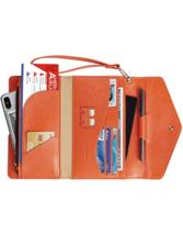Travelambo Rfid Blocking Passport Holder Wallet Brand New - $13.81