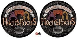 Amsc Fortune Teller Magic Tarot Plates Party Supplies | Halloween Decora... - $15.79