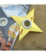 Naruto Fidget Spinner Naruto Shuriken Turn Darts Hand Spinner Stress Toy - $14.99