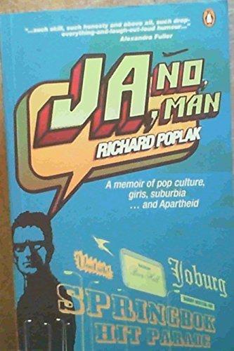 Ja, No, Man! [Paperback] poplak-richard