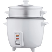 Brentwood Appliances TS-480S Rice Cooker with Food Steamer (15 Cups, 900... - $49.08
