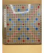 Vintage Deluxe Scrabble Turntable Edition Selchow & Righter Rotating BOA... - $24.70