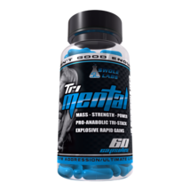 Swole Labs TRIMENTAL Triple Stack for Explosive Lean Muscle Gains, 60 Ca... - $61.99