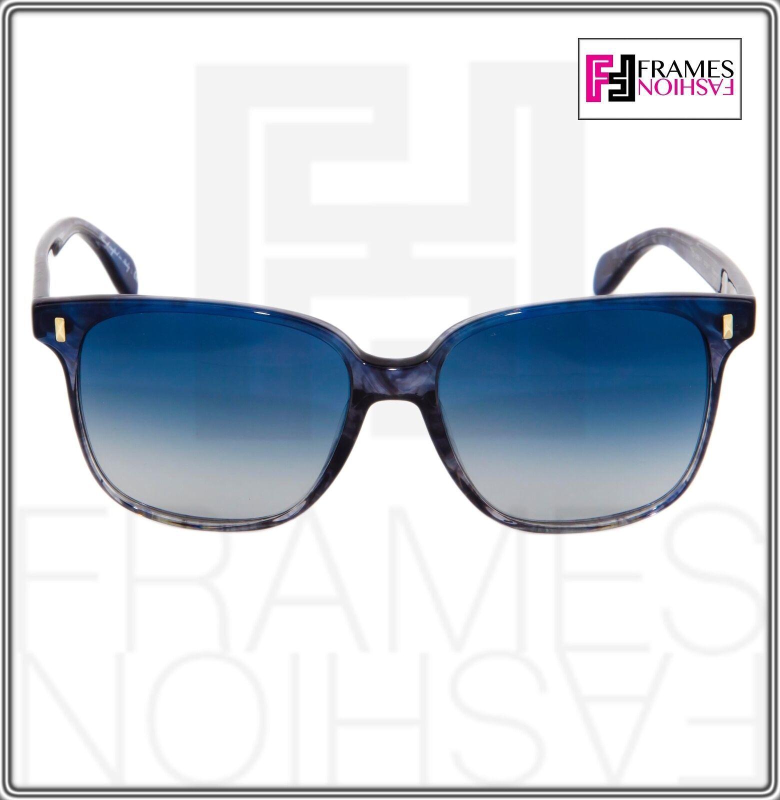 OLIVER PEOPLES MARMOT Square OV5266S Faded Sea Pacific Blue Sunglasses 5266 image 8