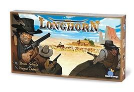 Blue Orange Longhorn Game - $17.24