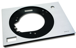 BANG AND OLUFSEN B&O 2400 TURNTABLE REPLACEMENT PART CASE FRAME STAINLES... - $19.99