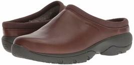 Merrell Mens Encore Rexton Slide Chill AC+ Mules & Clogs Shoes Dark Earth J95257 - $102.00