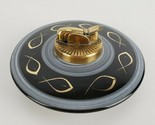 "Vintage Mid-Century Evans Fine China Lighter 4.5"" wide"