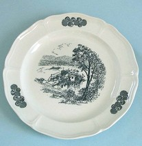 Wedgwood Anderson Ferry by Caroline Williams Plate Limit Edt Made in UK New image 1