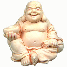 egbhouse, 3D Silicone Soap and Candle Mold – Laughing Buddha - $54.70