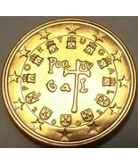 Gem UNC Portugal 2002 5 Euro Cent ~ The Royal Sitz von 1134 ~ Minted in ... - $3.62