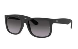 Ray ban Justin Af Herren Schwarz Sonnenbrille Mit / Gradient Linse RB4165F 6228G - $89.80