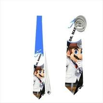 necktie dr. mario neck tie - $22.00