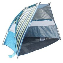 Portable Tent Canopy Cabana Sun Shade UV Shelter Outdoor Beach Camping F... - $71.54 CAD