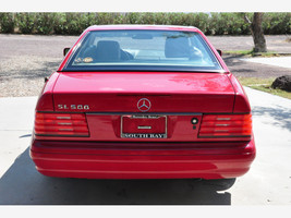 1997 Mercedes-Benz SL500 For Sale In Yermo, CA 92398-1209 image 4