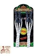 MONKEY FINGERS DURA PLASTIC 6-60in ADJUSTABLE DOUBLE PACK BUNGEE CORD - $11.87