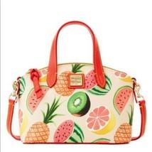 NWT Dooney & Bourke Small Ambrosia Ruby Crossbody Bag - $62.89