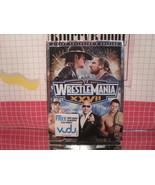 WWE: Wrestlemania XXVII (DVD, 2011, 3-Disc Set, Collectors Edition) - $7.20