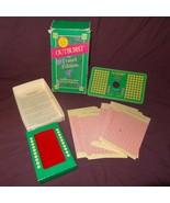Outburst Travel Edition Card Game Hersch 1991 Golden 4261-2 - $9.00