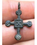 RARE PAGAN PROTECTION DRUID CROSS WITCHCRAFT conjured coven owned - $180.81