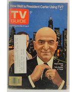 TV Guide Magazine December 31, 1977  Telly Savalas Kevin Dobson - $2.99