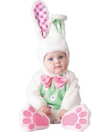 In Character White  Easter Bunny Halloween Costume Size 6-12 Months - $476,20 MXN