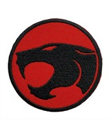 "Thundercats Embroidered Sew On Iron On Patch 2.65"" He man Mumm Rana - $5.87"