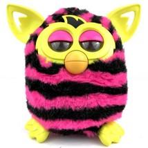 Furby Boom Hasbro 2012 Pink Black Talking Interactive Toy - $24.31