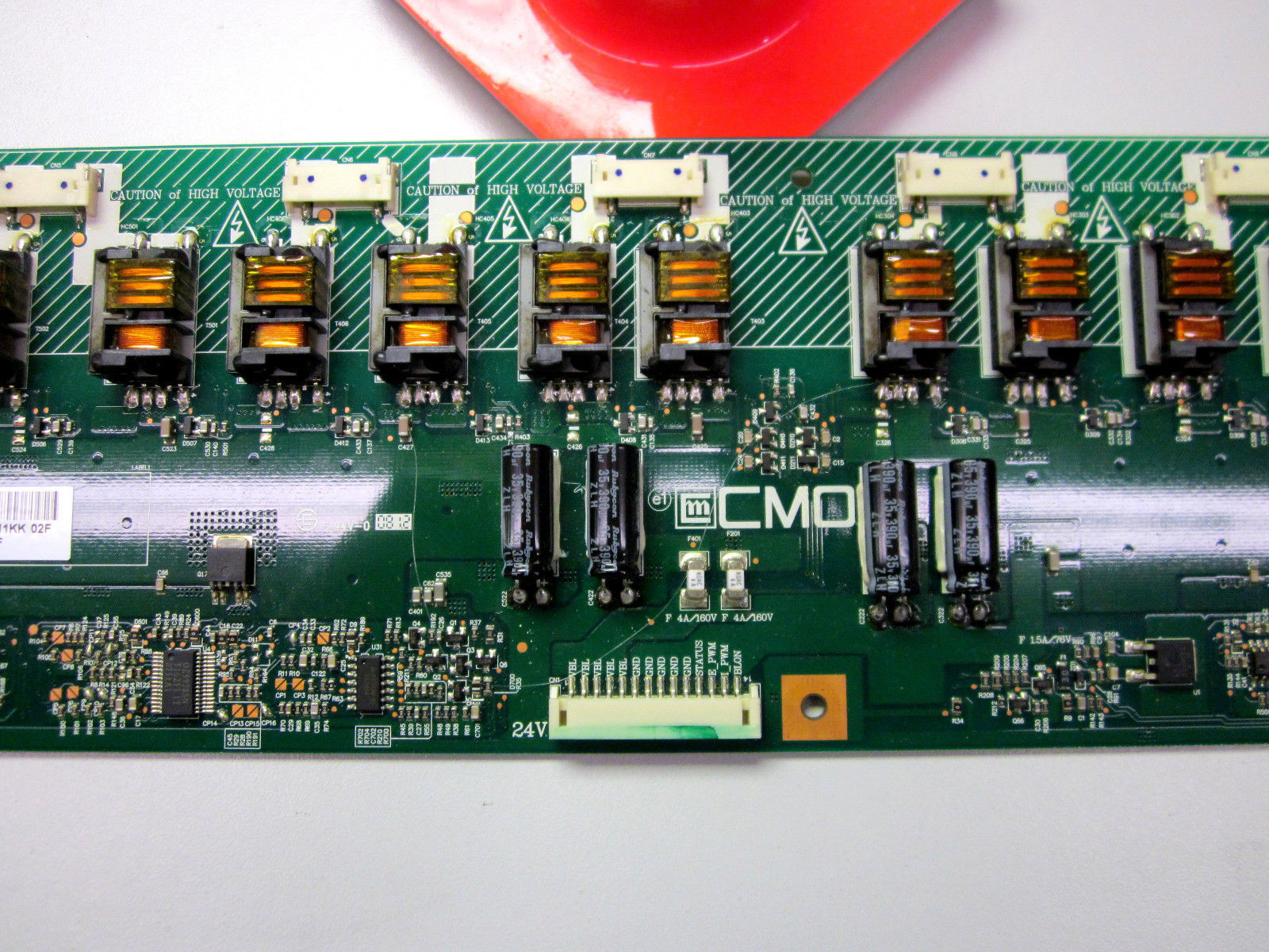 Primary image for CMO 27-D011811-M (VIT70023.80) Backlight Inverter Board Master [See List]