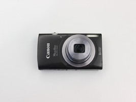 Canon PowerShot ELPH 160 / IXUS 160 20.0MP Digital Camera - Black - $49.99