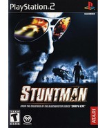 Stuntman Playstation 2 PS2  Disk Only - $7.75