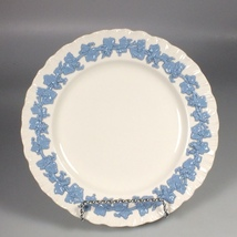 Wedgwood Queensware Lavender On Cream Salad Plate - $24.99