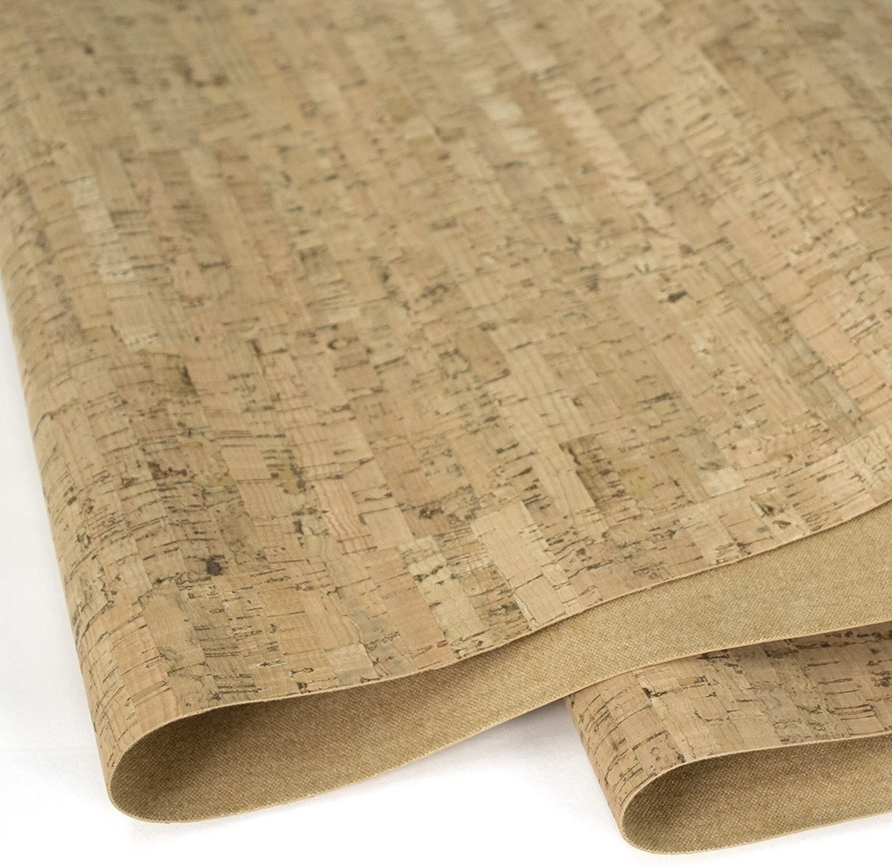 EcoQuote EcofriendlyTri Fold Long Wallet Handmade Cork Material Great for Vegan