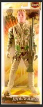 The Corps Total Soldier John Eagle Doll Soldier Action Figure Toy 10 inc... - $13.99