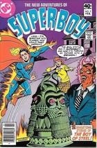 The New Adventures of Superboy Comic Book #2 DC Comics 1980 FINE- - $1.99