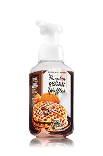 Bath & Body Works Gentle Foaming Hand Soap Pumpkin Pecan Waffles 8.75 oz