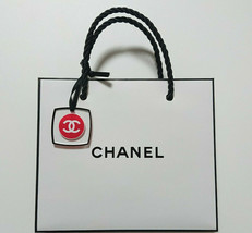 CHANEL Limited Charm Chopping Bag Paper Bag - $27.12