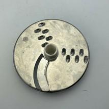 Cuisinart AFP-7 Smart Power Duet Food Processor Shredder/Slicer Disc Bla... - $9.89