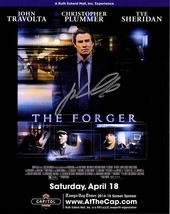 JOHN TRAVOLTA AUTOGRAPHED 8X10 THE FORGER PHOTO PREMIERE MOVIES TV STAR ... - $49.99