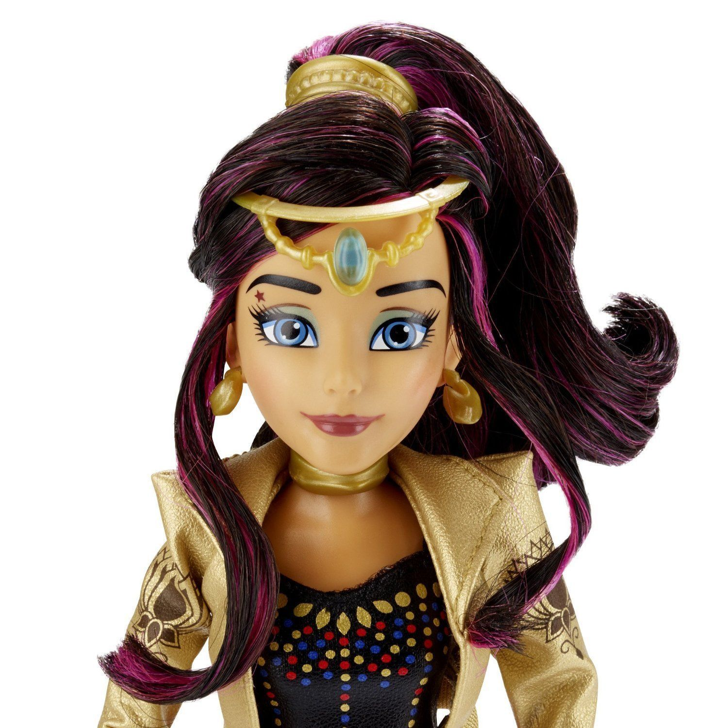 Image 1 of Disney Descendants Auradon Genie Chic Jordan Doll