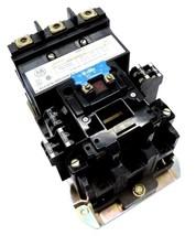 ALLEN BRADLEY 500-DOD930 SER. A SIZE 3  STARTER 90A 600V W/ CD236 COIL