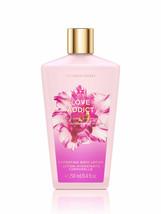VICTORIA'S SECRET Love Addict 8.4 Fluid Ounces Hydrating Body Lotion - $18.98