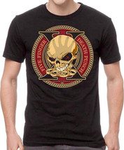 Five Finger Death Punch-Trouble Decade Of Destruction X-Large Black T-shirt - $19.34