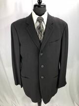 Armani Collezioni Men's Brown Wool blazer Jacket Sport Coat 42R - $75.00