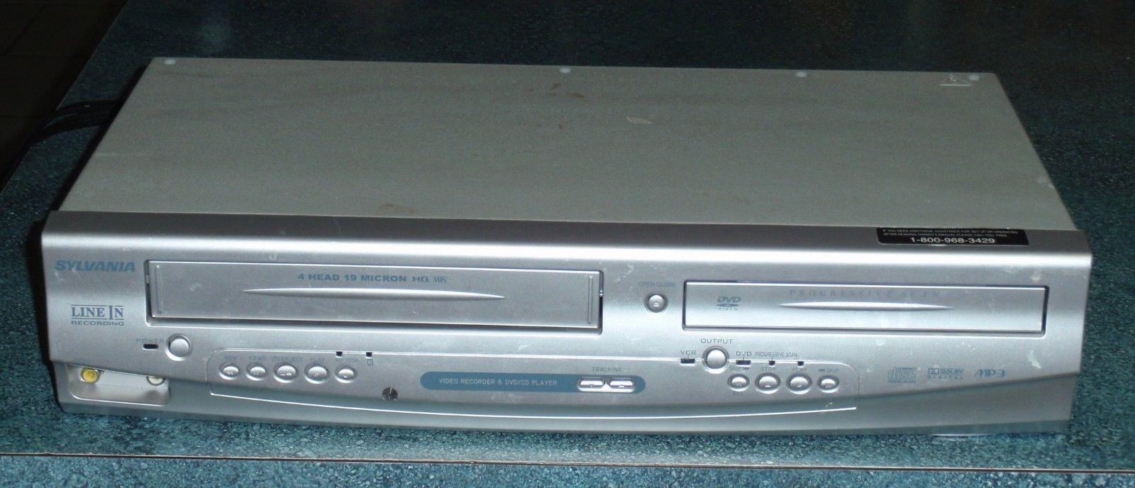 Sylvania DV220SL8 Dvd PLAYER/ Vhs Video and similar items