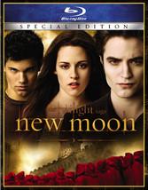 New Moon-Twilight Saga  Blu-Ray