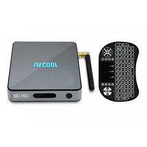 EU MECOOL BB2 PRO Amlogic S912 3G DDR4 RAM 16G eMMC ROM TV Box with I8 W... - $143.29