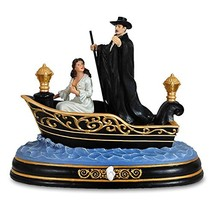 Phantom & Christine Journey to the Lair Figurine by The San Francisco Mu... - $115.03