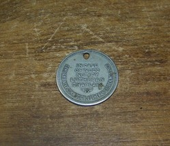 WWII Army Navy Loyalty to Christ Country Missouri Lutheran Chaplain GI D... - $16.82
