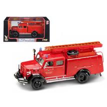 1964 Magirus Deutz 150 D 10 F TLF-16 Fire Engine 1/43 Diecast Car by Roa... - $38.25
